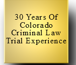 H. Michael Steinberg Denver Criminal Defense Lawyer